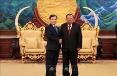 越老高层领导高度评价两国最高人民检察院合作