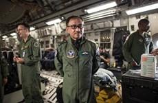 马来西亚空军司令阿芬迪·邦担任武装部队总司令