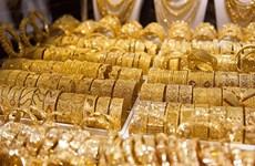 1月8日越南国内黄金价格再次接近4500万越盾