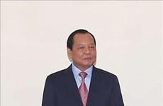 越共中央检查委员会第42次会议:胡志明市2010-2015年任期市委常委会的违法违规行为后果十分严重