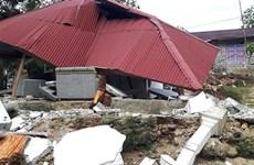 印度尼西亚西部海域发生6.2级地震
