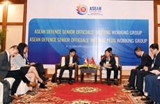 越南为2020年东盟轮值主席年相关军事防务会议做好准备工作