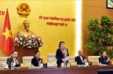 越南国会常务委员会第41次会议拉开序幕