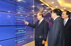 阮春福总理:越南计划与投资部要给政府献计献策
