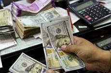 1月9日越盾对美元汇率中间价上调8越盾
