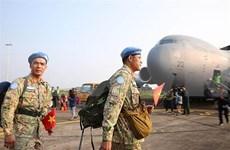 越南将于2020年4月主持亚太维和训练中心联盟年会和研讨会