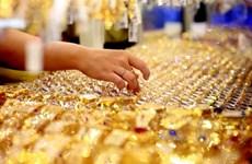 1月9日越南国内黄金价格大跌
