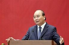 政府总理阮春福:需利用网络空间做好民运工作