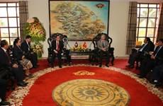 承天顺化省与老挝沙湾拿吉省加强合作