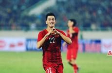 2020年U23亚洲杯:亚足联高度盛赞越南球员进玲