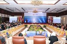 东盟国防高级官员工作组扩大会议在岘港召开
