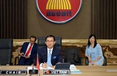 越南主持2020年东盟常驻代表委员会首次会议