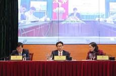 武德儋副总理:文化部门应继续凝聚民族精神 激发越南力量