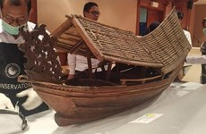 荷兰将1500件文物归还印度尼西亚