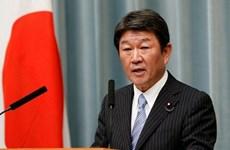 日本强调了东盟在地区的中心作用