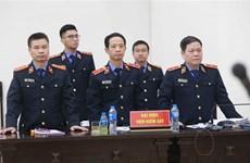 潘文英武案:法院对21名被告人宣判    原岘港市人民委员会主席被判有期徒刑17年