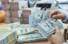 1月14日越盾对美元汇率中间价下调5越盾