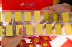 1月15日越南国内黄金价格略增