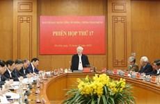 阮富仲: 反腐败斗争工作决不能因举办大会而有丝毫松懈
