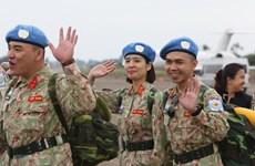 阮志咏上将会见联合国驻越协调员