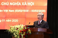 党建:越南共产党--智慧、本领与革新的研讨会在河内举行