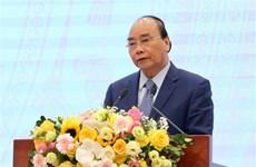 阮春福总理出席越南企业国有资本管理委员会2020年任务部署会议
