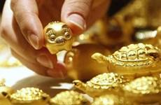 1月17日越南国内黄金价格略减