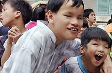 韩国协助越南提高橙毒剂受害者的康复质量