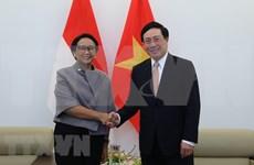 印尼促进与越南的经济合作