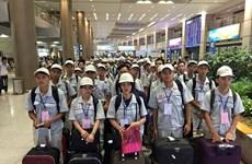 超过65万名越南员工在国外工作