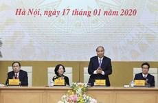 阮春福:党、国家要动员人民而不是靠级别、靠权力与群众说话