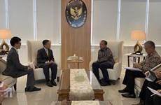 越南与印尼共同深化水产养殖和加工业合作