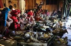承天顺化省帕戈族新稻米节被列入国家非物质文化遗产名录