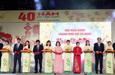 2020年胡志明市迎春花市:种类丰富 活动精彩