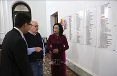 阿根廷共产党总书记:越南共产党所取得的胜利对世界革命运动和进步带来极大的鼓舞