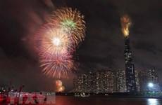 胡志明市将在7个地点燃放烟花 喜迎2020庚子年春节