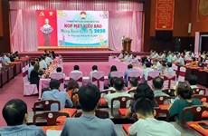 越南多地开展2020庚子年海外侨胞迎新春活动