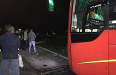 春节假期头两天:越南全国40人因车祸死亡