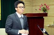 政府副总理武德儋:需要继续把疾病预防控制工作放在首位