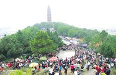绿色旅游成为北宁省旅游产业的发展趋势
