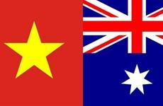 越南领导人致电祝贺澳大利亚国庆232周年希望深化越澳战略伙伴关系