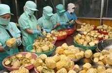 2020年越南农业力争实现出口额达到420亿美元的目标