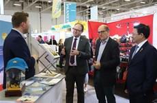 德国越南展览会在德国奥格斯堡举行