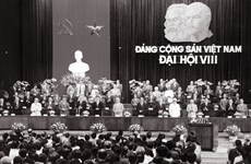 越南共产党的辉煌征程:党的第八次全国代表大会