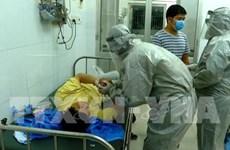 来自中国并在越南接受治疗的一名新型冠状病毒肺炎患者检测结果呈阴性