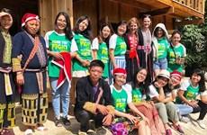 越南是澳大利亚志愿者的幸运选择
