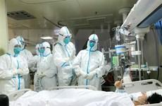 发现在中国的首位越南公民感染新冠状病毒