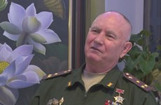 援越俄罗斯老兵诉说对越南的深厚情怀