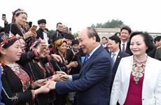 """政府总理阮春福:新农村建设是""""没有终点""""的任务"""