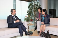 促进越南各地与意大利北部地区之间的经济合作